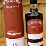 Bowmore Laimrig Sherry Cask Finished 15