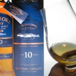 Bowmore Tempest 10, 56%, first fill bourbon, batch 2, 2010