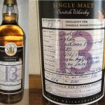 Caol Ila 1984 (Svenska Whiskyförbundets, SWF buteljering nr 13)