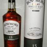Bowmore Mariner 15