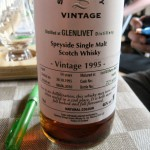 Glenlivet Un-Chillfiltered Collection Sherry Butt (Signatory)