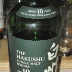 The Hakushu 10