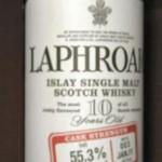 Laphroaig 10 CS 2011