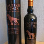 Arran Machrie Moor, first edition (the peated Arran malt)