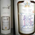 Mannochmore 1991 Refilled Sherry Butts (SWF-whisky) (x3)