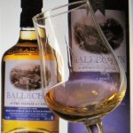 Edradour Ballechin 5 The Marsala Casks Matured Heavily Peated (46%)