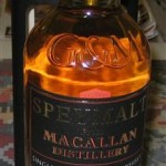 Macallan speymalt 2002 G&M