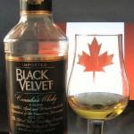 Black Velvet, 40% (blended)