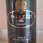 Palazzo Mio Rosso 12,5% 2011 (nr 2009) 49 kr
