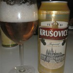 Krusovice Imperial, 5,0% (nr 1528)