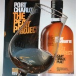 Port Charlotte The Peat Project 46%, (Bruichladdich) x2