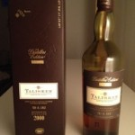 AWC – sample nr 21 (blindprov) – Talisker Destillers Edition 2000 45,8%