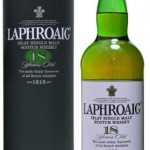 AWC – sample nr 22 (blindprov) Laphroaig 18