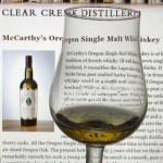 McCarty´s Single Malt Whisky, 42,5%, USA (Clear Creak Destillery)