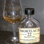 Mortlach 22 Bourbon Cask The Maltman (nr 10486)