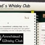 Amnehärad´s Whisky Club byter adress och utseende!