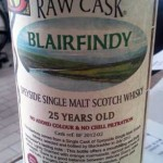 Blackadder Raw Cask Blairfindy 25yo 1986/2012 49,7%