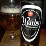 Wårby Stockholm Extra Stark 7,2% (nr 1430)