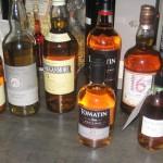 Resultat – Whiskyafton 13 –  Amnehärad´s Whisky Club