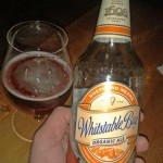 Whitstable Bay Organic Ale, 4,5% (nr 11526)