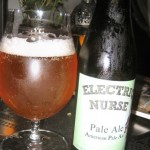 Electric Nurse, 4,6% Pale Ale (nr 1443)
