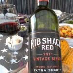 Rib Shack Red, 2011 Vintage Blend 13,5% (nr 2038)