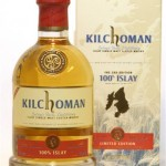 Kilchoman 100% Islay 3rd Edition, 50%