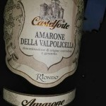 Castelforte Amarone della Valpolicella, 15% (2010)