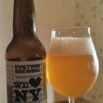 Evil Twin Yellow Cab Lager, 4,8%