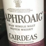 Laphroaig Cairdeas 2013 Port Wood Edition (AWC-sample #31, FAN)
