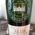 "SMWS 33.128 ""A body-slam from Big Daddy"" Ardbeg 7, 64,6%"