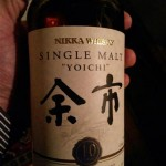 Nikka Yoichi Single Malt 10, 45% (x2)