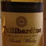 Tullibardine 15 Vintage Edition, 40%
