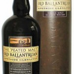 Old Ballantruan 'The Peated Malt', 50% (x2) (AWC-sample #35, AFR)