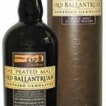 Old Ballantruan 'The Peated Malt', 50% (x2) (AWC-sample #35, AFR)