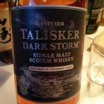 Talisker Dark Storm, 48,5%