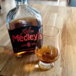 John Medley's 6 y.o Kentucky Straight Bourbon Whiskey 40%