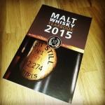 Årets whiskybok 2015 har anlänt!