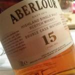 Aberlour 15 Double Cask Matured, 40%