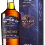 Bowmore Black Rock, 40% (x2)