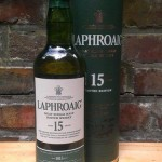 Laphroaig 15, 43% (2015) Limited Edition – 200th Anniversary x2
