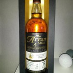 Arran 17 (1997) Sherry, 46% (SWF-20)