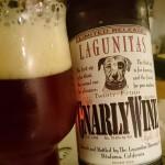 Lagunitas GnarlyWine 10,6% (2015)
