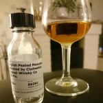 English Whisky Co. Peated Moscatel Selected by Clydesdale, 58,7%
