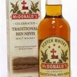 Ben Nevis McDonald's Celebrated Traditional, 46%