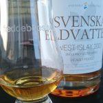 Svenska Eldvatten West Islay 2003 Heavily Peated 60,8%