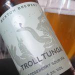 Buxton/Lervig Trolltunga Gooseberry Sour IPA 6,3%