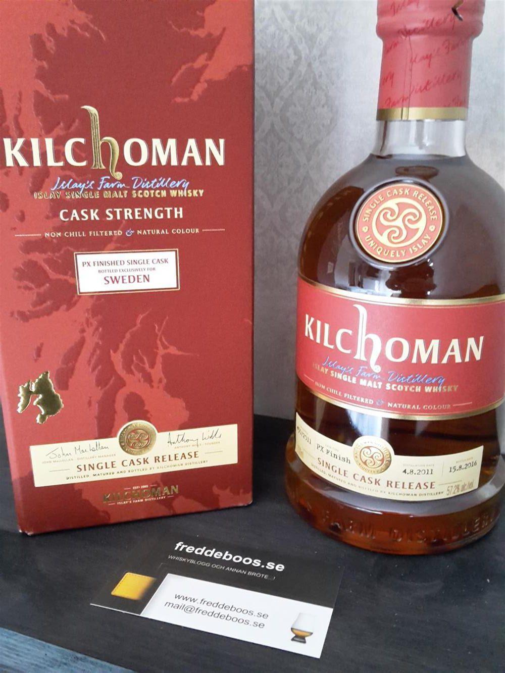 kilchoman_px_singlecasksweden