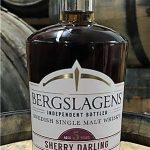 Bergslagens Sherry Darling 5 y.o Swedish Single Malt Whisky (2011) 58%