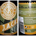 Nya Carnegiebryggeriet J.A.C.K Session IPA 4,5%